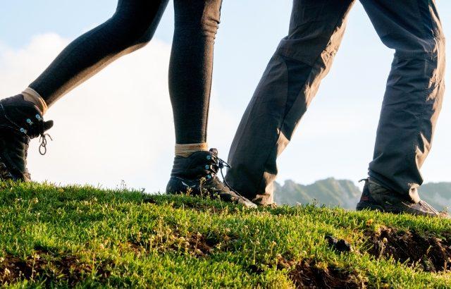 歩くを意識する(2)
