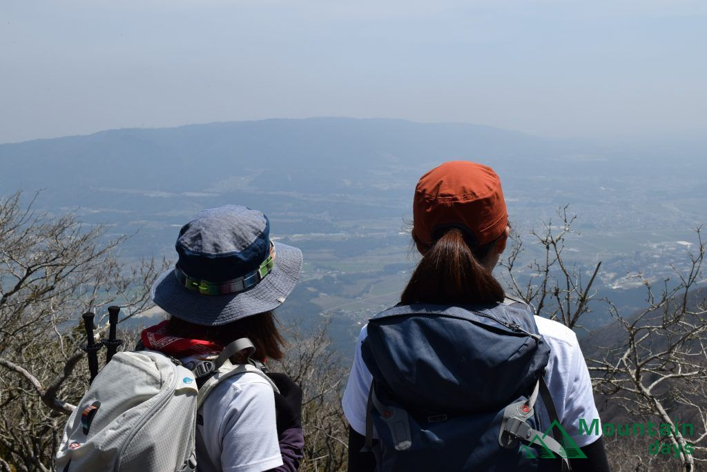 藤原岳でハイキング