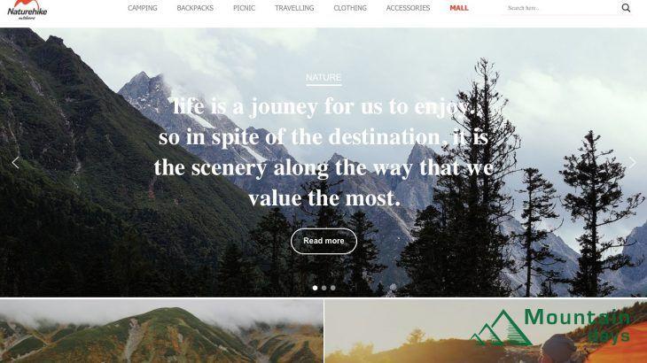 [話題のアウトドアブランドを調査]Naturehikeってどんな登山ブランド?