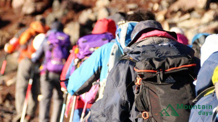登山ツアーが気に入らなかった時の対処方法