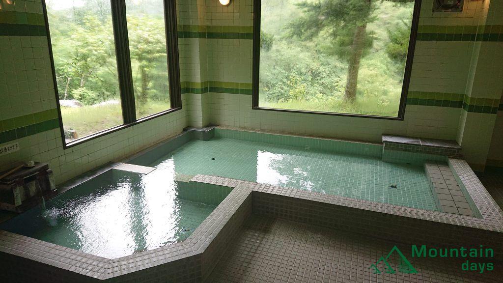 桃の木温泉内湯の写真