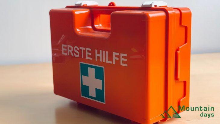 【緊急点検!】ファーストエイドキットを確認|山で欠かせない山道具・装備をチェック