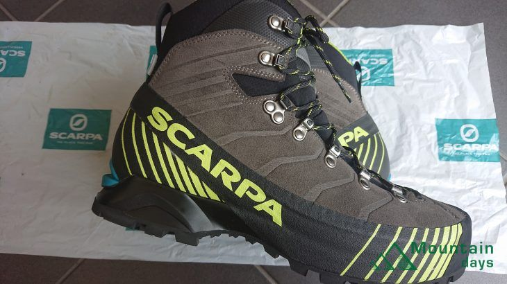 スカルパ/リベレODが良い!今オススメの登山靴|登山靴レポ