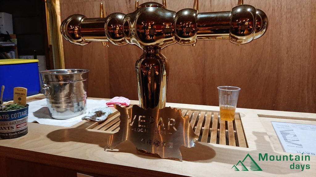 クラフトビールといえばこういった写真