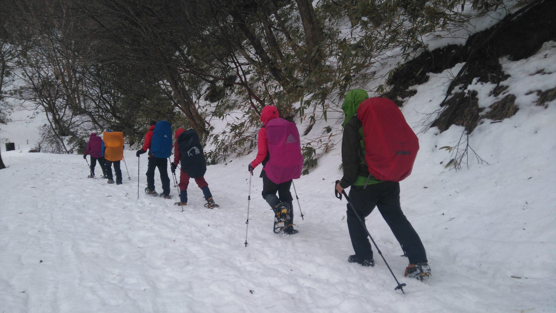 【寒がりな人の雪山対策】どんな格好して登り始めたらいいのかな?そんな素朴な疑問や状況に合わせた服装・レイヤリングをご紹介。|雪山登山初心者のための登山情報ガイド|MountainDays