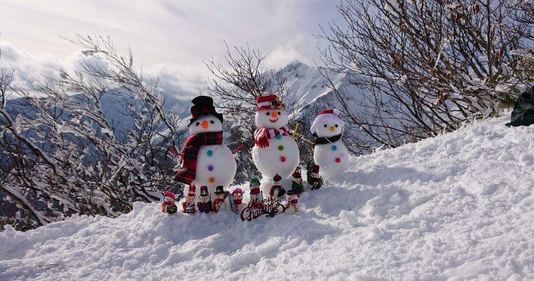 snowmanの写真