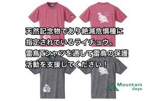 雷鳥Tシャツ